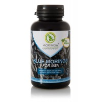 Moringa Caribbean 60 Capsulas Blue Moringa for Men