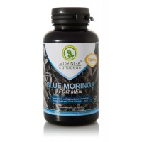 Moringa Caribbean 60 Capsulas BLUE MORINGA FOR MEN TURBO