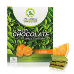 Chocolate con naranja 70g