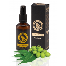 Moringa Buzz Off: Aceite repelente